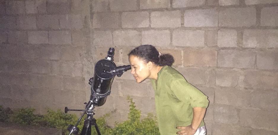 Mars observing