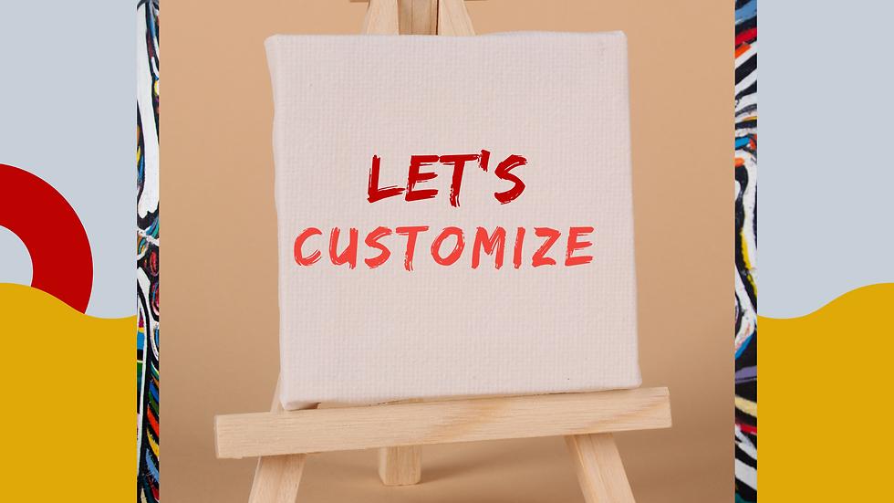 Customize your kit/s