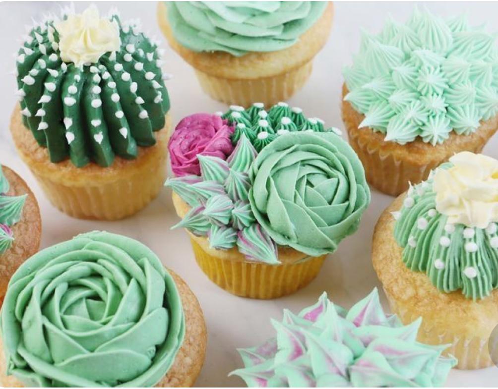 Cupcake Decorating Class Age 6 25