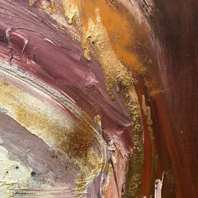 Section of the painting The Opening