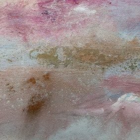 Section of the painting MU. Water of Lumuria