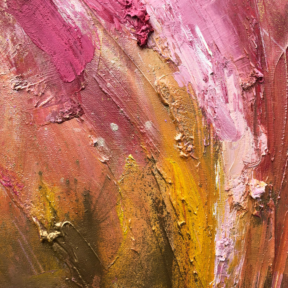 Section of the painting Pheonix