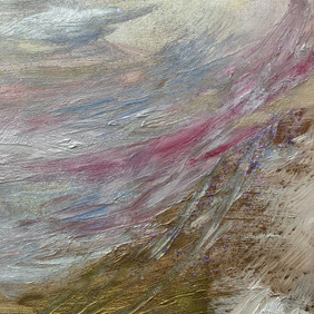 Section of painting Crystal Waters
