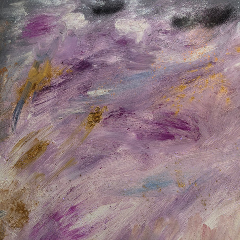 Section of painting Venus Vortex