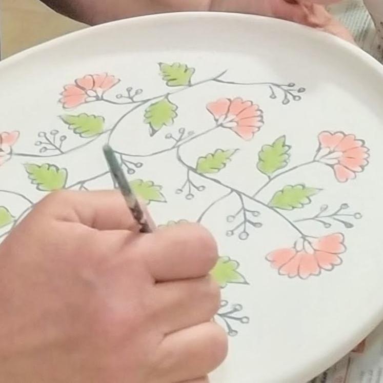 סדנת ציור ארמני ועיטור על כלים   -   20 לאוגוסט 10:00