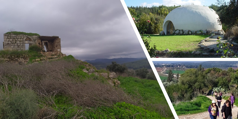 טיול של תקווה ושקט בין לטרון למצפה הראל