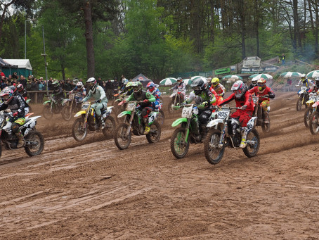 Motocross in Fischbach, Mai 2019