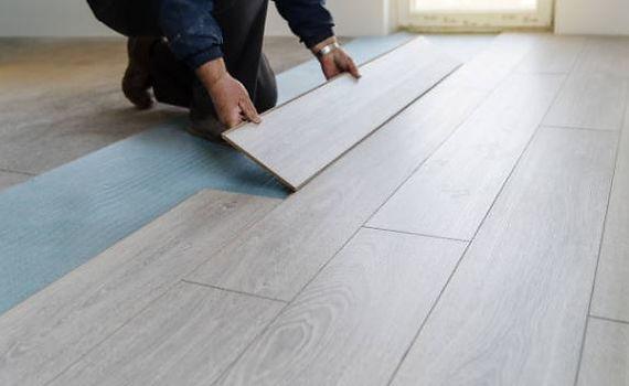 Vinyl Plank Flooring installation.JPG