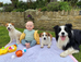 Dogs & Babies, is there anything cuter?