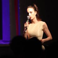 "Honorata Perzanowska ""Kreacje Live Show"", photo Paweł Bosky, Poland 2019"