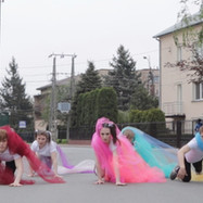 "Dancers from Brokat Dance Theater, ""Playground"" short film, Poland 2019"