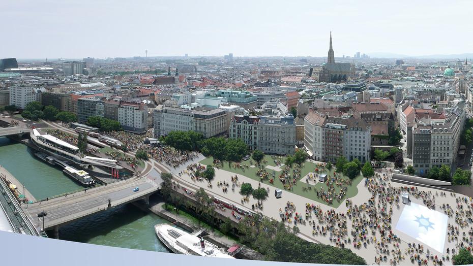 CITY TUNNEL - Schwedenplatz
