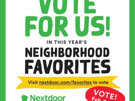 Hey, neighbors!