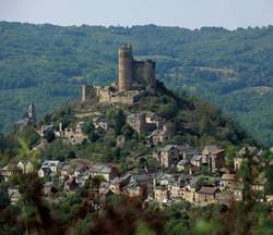 najac-vue-chateau
