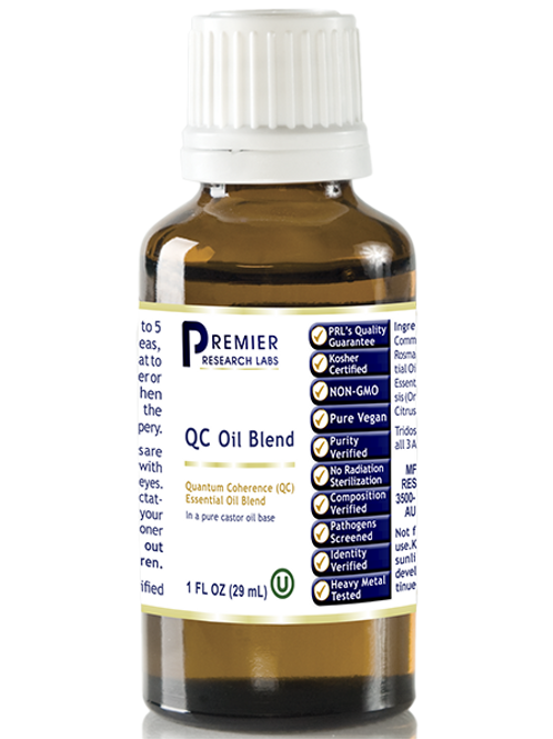 QC Oil Blend