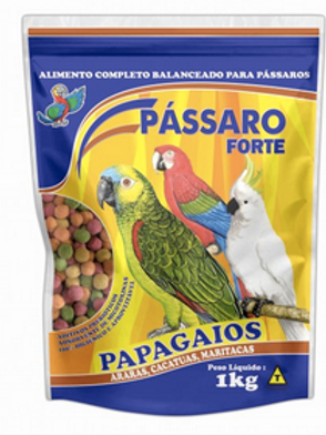 Papagaios Extrusados