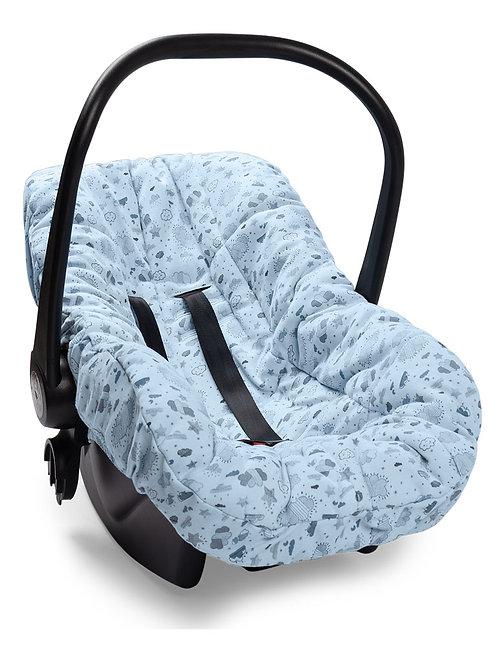 Capa para bebê conforto nevoa