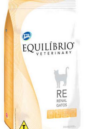 Ração Seca Total Equilíbrio Veterinary RE Renal Gatos Adultos