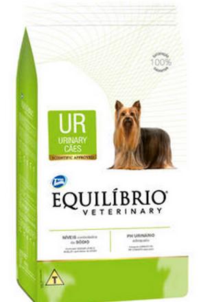 Ração Seca Total Equilíbrio Veterinary UR Urinary Tratamento Urinário p/Cães 2Kg