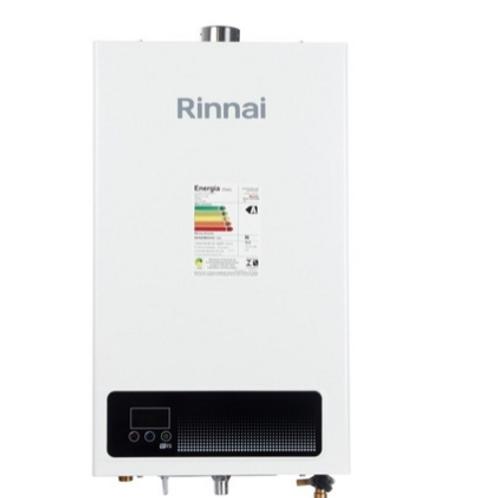 Aquecedor Rinnai 15 Litros Eletrônico Glp