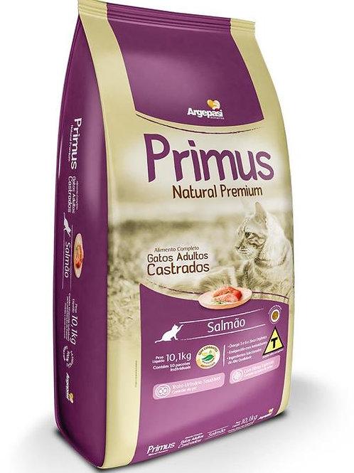 Primus Natural Premium - Salmão Castrados