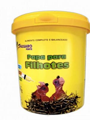 Papa para Filhotes