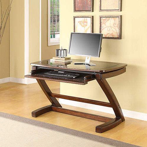 Mesa para Computador com Vidro fumê