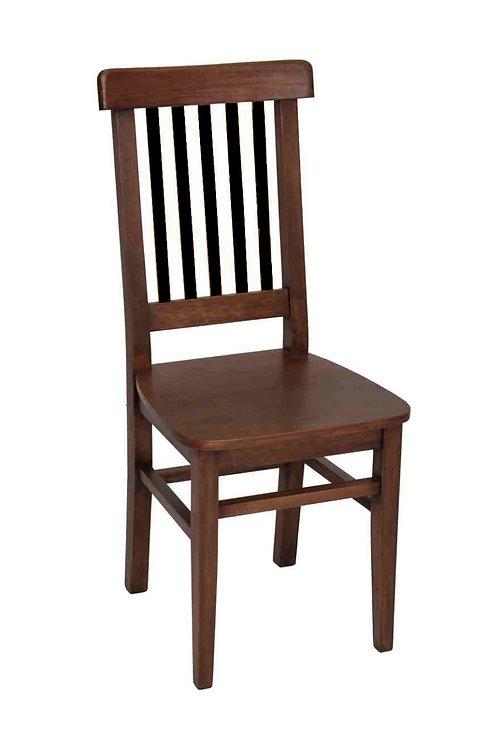 Cadeira com Encosto Reto