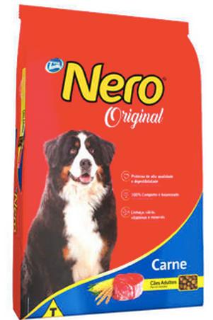 Ração Total Nero Carne - 20Kg