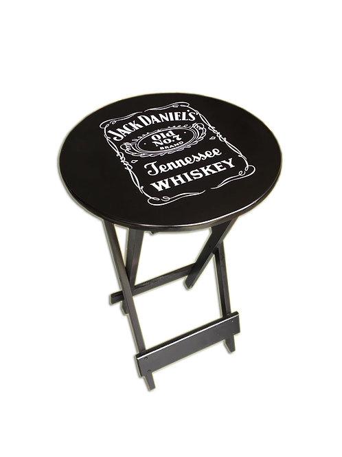 Bistrô Dobrável Jack Daniels