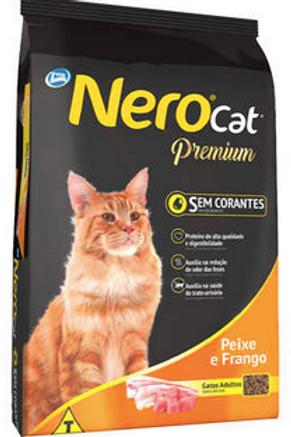 Ração Total Nero Cat Peixe e Frango para Gatos Adultos