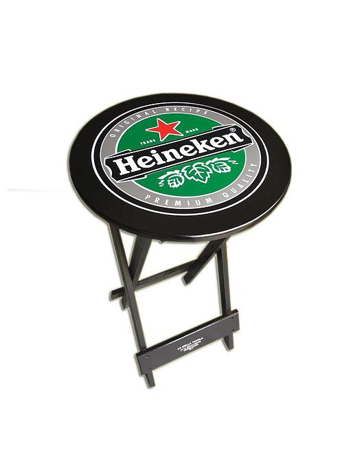 Bistrô Dobrável Heineken