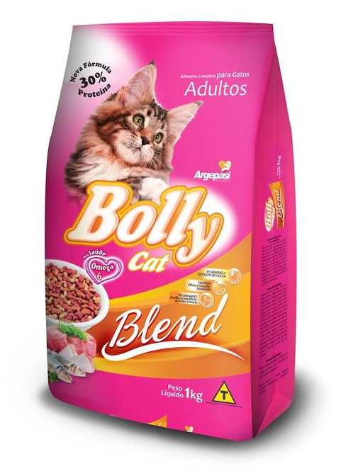 Bolly Cat Blend