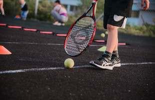 Первое пробное занятие по теннису бесплатно