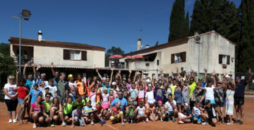 Теннисные сборы в Ницце
