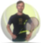 Тренер по теннису Потапов Роман Владимирович