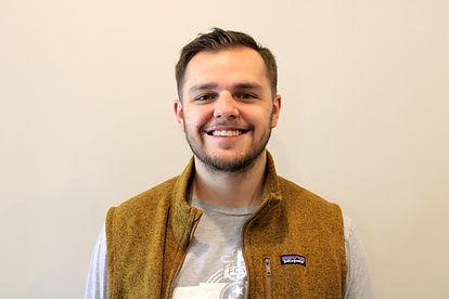 Dawson Campbell,  Youth Minister, Open Door Baptist Church, Ragley