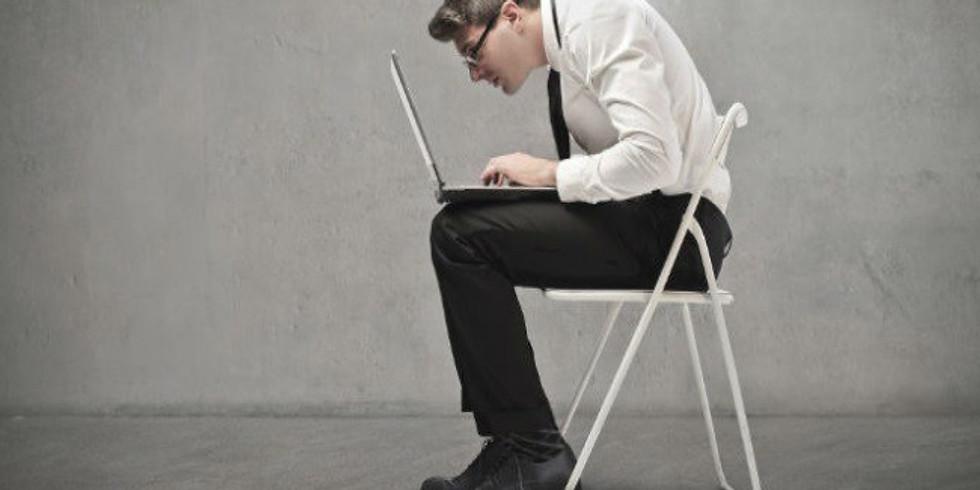Dobra pisarna - Ergonomija delovnega mesta