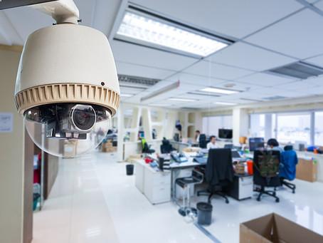 Законно ли видеонаблюдение на рабочем месте?