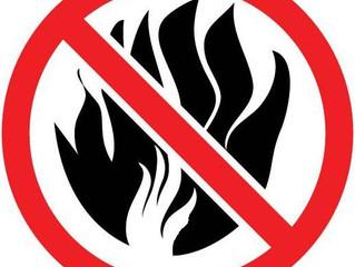 Как предотвратить пожар?