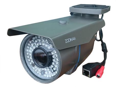 Видеокамеры высокого разрешения: новое слово в системах видеонаблюдения!