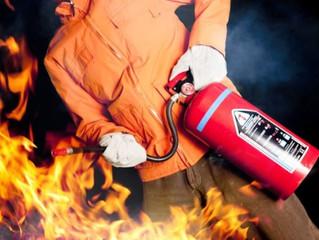 Правила пожарной безопасности на рабочем месте