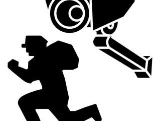 Случаи про видеонаблюдение и кражи