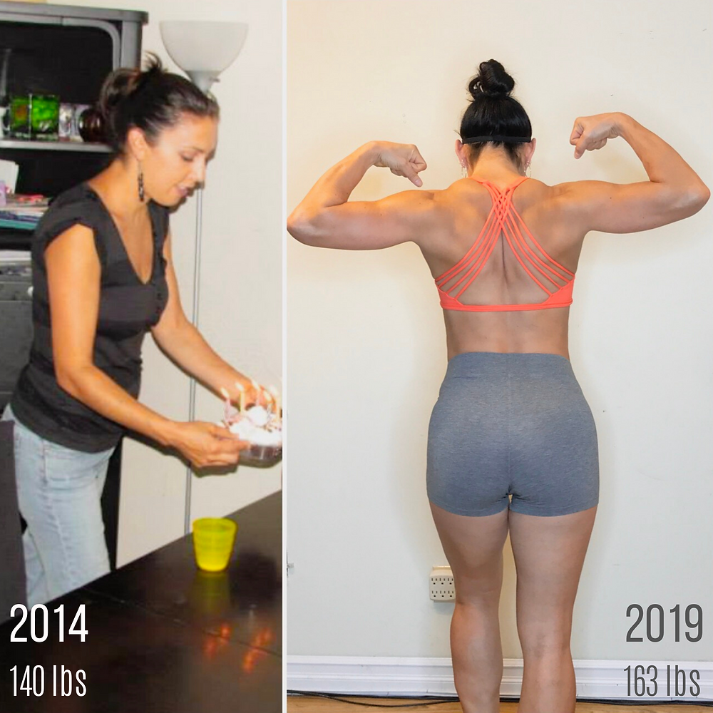 Transformation fitness fit mom strong woman