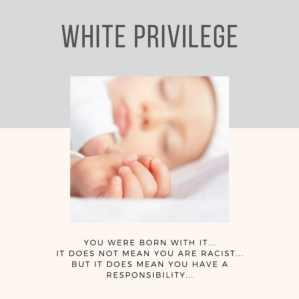White Privilege Anti-Racism