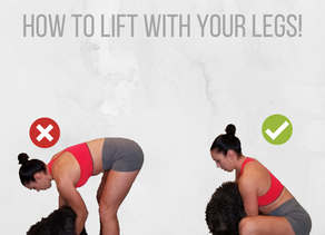 3 THINGS YOU MAY BE DOING TO HURT YOUR BACK!