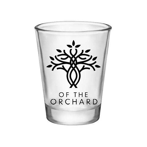 OTO Logo Shot Glass