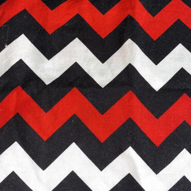 Red/Black/White