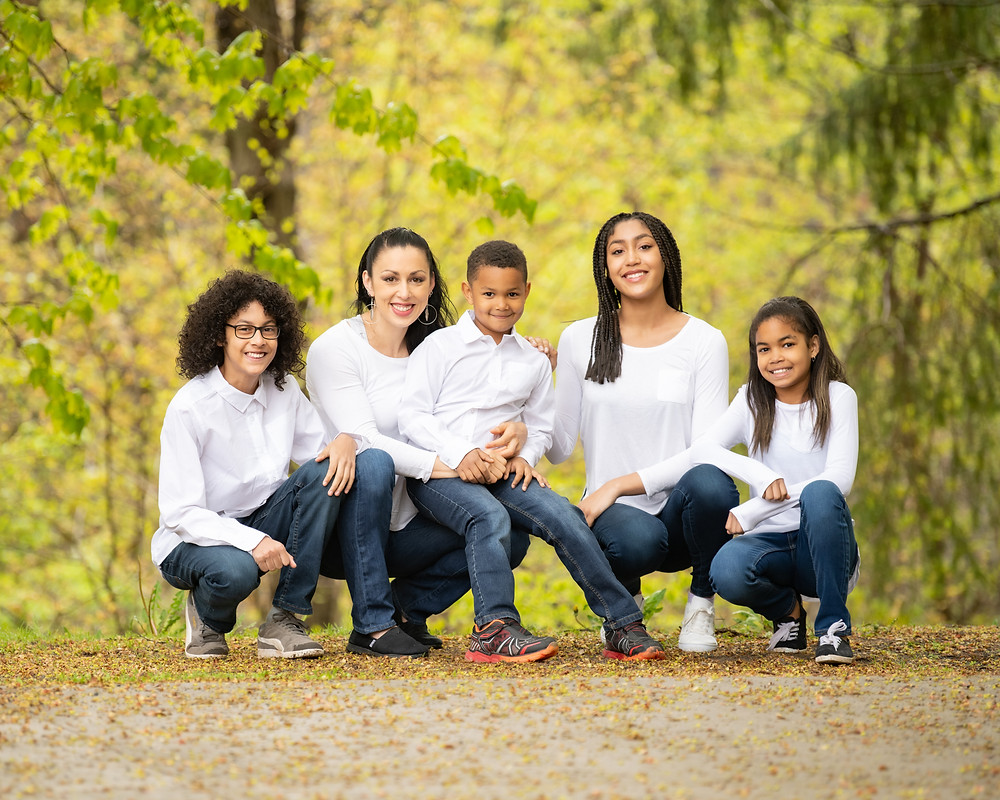 kids mother photo