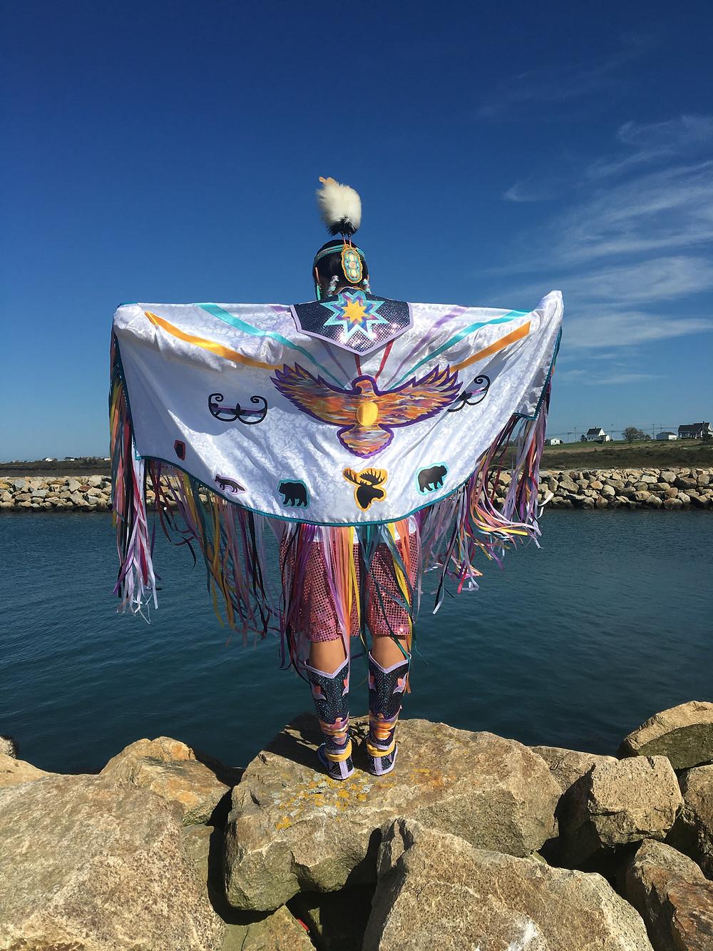 Mi'kmaq Native Indigenous Powwow Injustice
